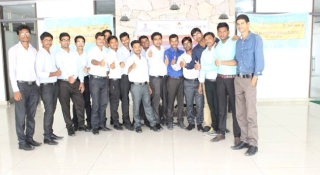 NTR Trust SDC students placed in Ramtech