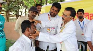 NTR Trust presence during Krishna Pushkaralu