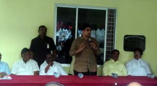 Activities held in Nimmakuru villages adopted by Sri Nara Lokesh