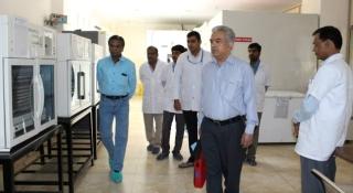NABH Survelliance audit in NTR Trust Blood Bank Hyderabad