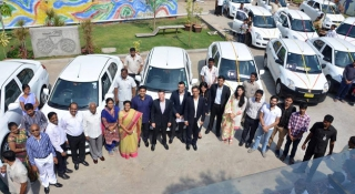NTR Trust signs MoU with UBER India