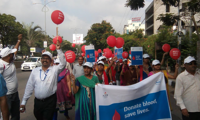 National Voluntary Blood Donors Day
