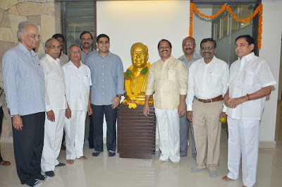 Inauguration of NTR Trust Skill Development Centre by our Trustee, Shri Nara Lokesh